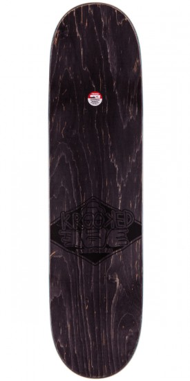 """Krooked Mike Anderson Pais Skateboard Complete - 8.25"""""""