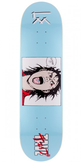 """Life Extention Tave Capsule Skateboard Deck - 8.38"""""""
