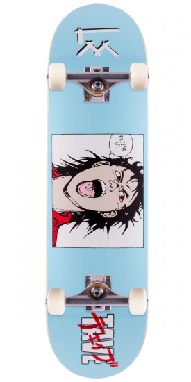 """Life Extention Tave Capsule Skateboard Complete - 8.38"""""""