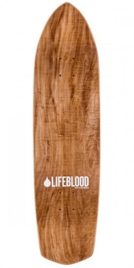 Lifeblood Coffee Cruiser Grande Skateboard Complete - 8.50""