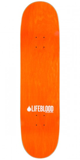 Lifeblood Gassed Vacation Skateboard Complete - 8.50""