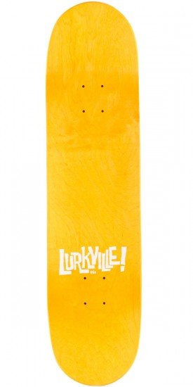 Lurkville Bongo Betty Skateboard Deck - 8.25""