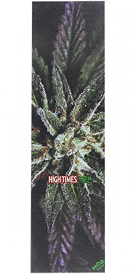 Mob High Times Magazine LA Confidential Skateboard Griptape