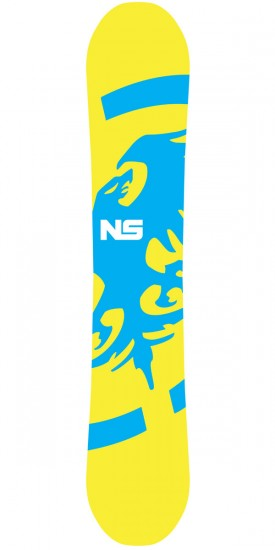 Never Summer Evo Mini Snowboard 2015