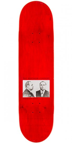 Northern Co. Botelho We Want Beer Skateboard Deck - 8.38""
