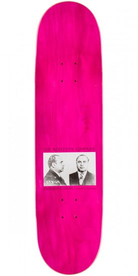 Northern Co. Lent Prohibition Skateboard Complete - 8.5""