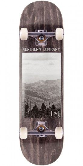 Northern Co. Mountain Skateboard Complete - 8.5""