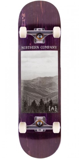 Northern Co. Mountain Skateboard Complete - 8.75""