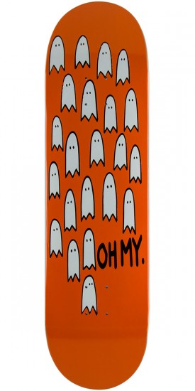 Oh My Ghost Show Skateboard Deck - 8.5""