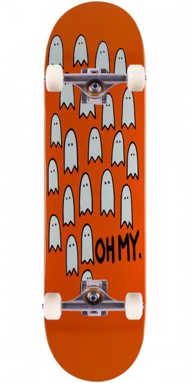 """Oh My Ghost Show Skateboard Complete - 8.5"""""""