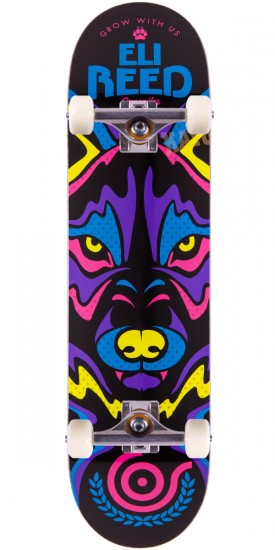 Organika Eli Reed Animal Instinct Skateboard Complete - 8.10""