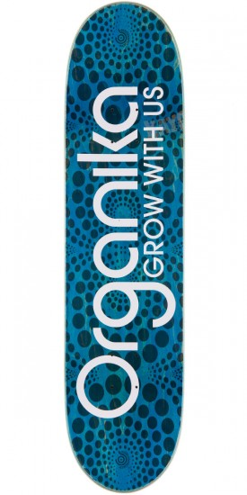 Organika Far Out Skateboard Deck - 7.90""