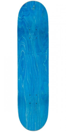"Organika Price Point Skateboard Complete - 8.0"" - Blue"