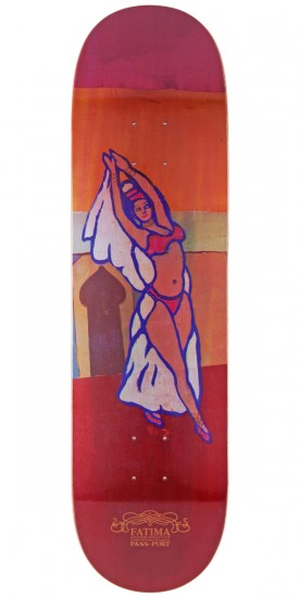 Passport Belly Dance Fatimas Skateboard Deck