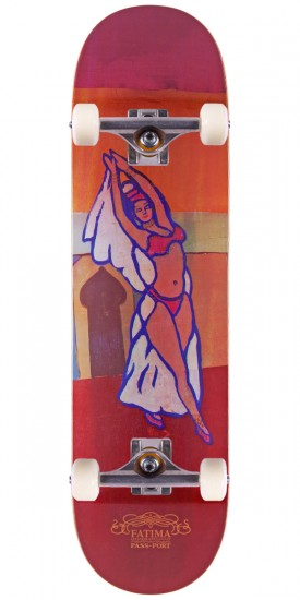 Passport Belly Dance Fatimas Skateboard Complete