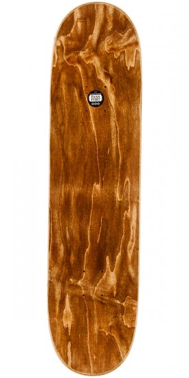 Passport x Rennie Face Down Skateboard Deck - 8.25""