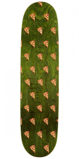 """Pizza Thank You Pizza Skateboard Complete - 8.50"""""""