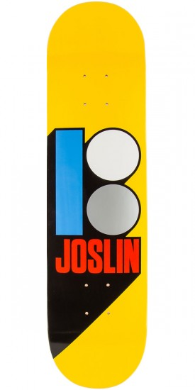 Plan B Chris Joslin Logan Mini Skateboard Deck - 7.75""