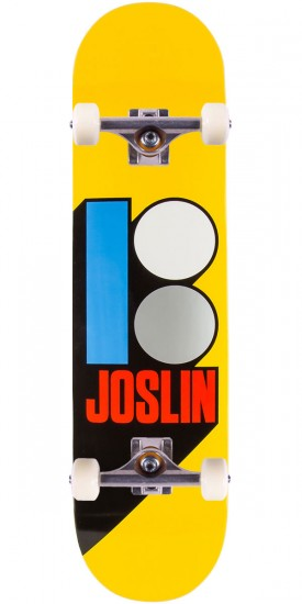 Plan B Chris Joslin Logan Mini Skateboard Complete - 7.75""