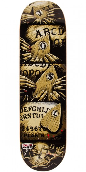 Plan B Chris Joslin Ouija Skateboard Deck - 8.5""