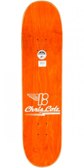 Plan B Cole Shift Flake Skateboard Deck - 8.0""