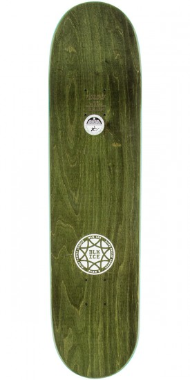 Plan B Cole Triumph Skateboard Deck - 8.0""