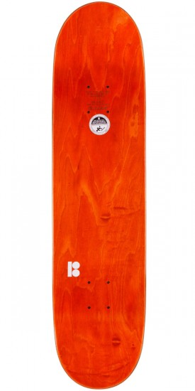 Plan B Colin Mckay Vantastic Skateboard Deck - 7.80""