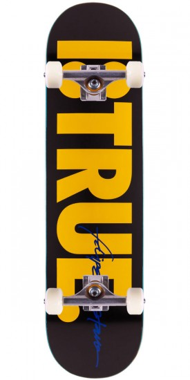 Plan B Felipe Sign True Skateboard Complete - 7.75""