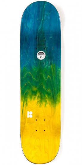 Plan B Joslin Split Skateboard Deck - 8.25""