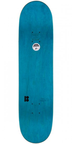 Plan B PJ Ladd Cropped Skateboard Deck - 7.80""