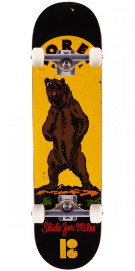 Plan B Pudwill Miles Skateboard Complete - 8.00""