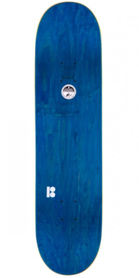 Plan B Pudwill Trailblaze Skateboard Deck - 8.0""
