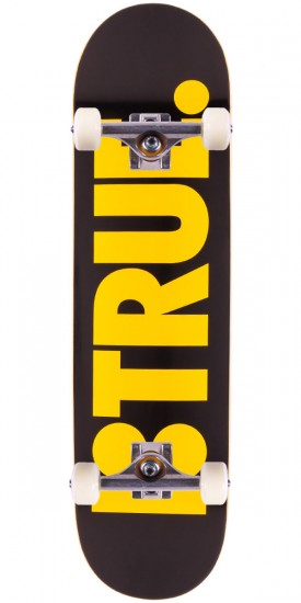 Plan B Team True Skateboard Complete - Black - 8.30""