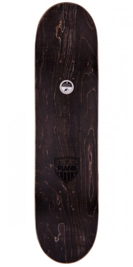Plan B Team United Skateboard Deck - 8.0""