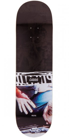 Politic Caddo Gunman Skateboard Deck - 8.125""