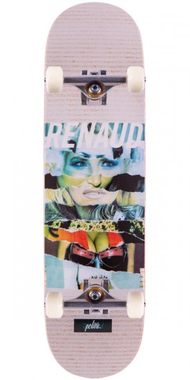 Politic Renaud Object of Desire Skateboard Complete - 8.25""