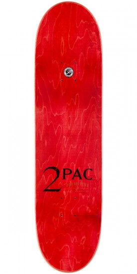 """Primitive 2 Pac Blessed Skateboard Complete - 8.25"""""""