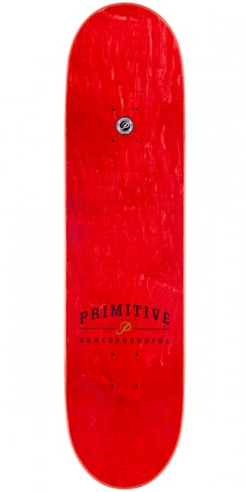 Primitive Dime Peace Pipe Skateboard Complete - 8.38""