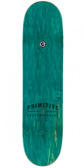 Primitive Downtown Skateboard Deck - 8.1""