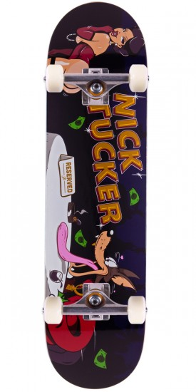 Primitive Nick Tucker Yung Thirst Skateboard Complete - 8.5""