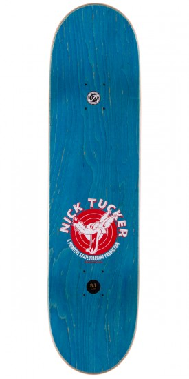Primitive Nick Tucker Yung Thirst Skateboard Deck - 8.1""