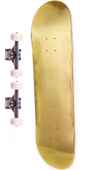 Primitive Paul Rodriguez Gold Bar Skateboard Complete