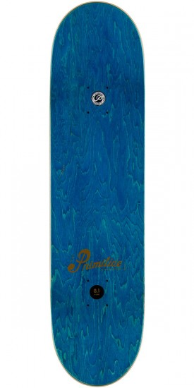 Primitive Salabanzi Jazz Cats Skateboard Deck - 8.1""