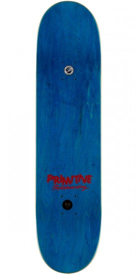 Primitive Tucker's Skateboard Deck - 8.0""