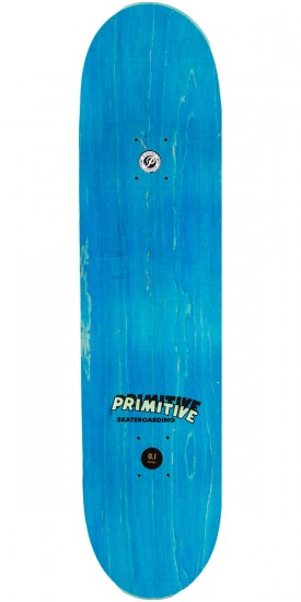 Primitive Tucker Shadow Puppets Skateboard Deck - 7.75""