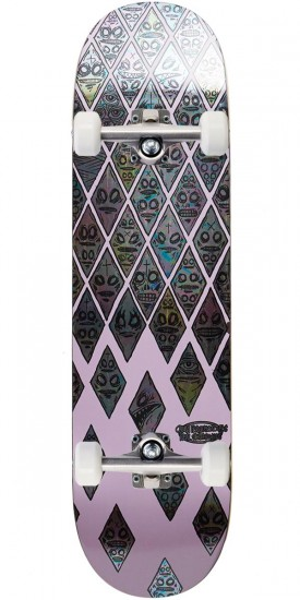 Real Chima X Fos Skateboard Complete - 8.25