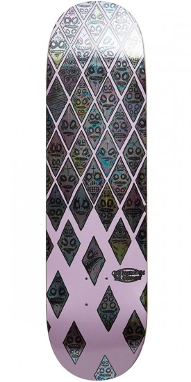 Real Chima X Fos Skateboard Deck - 8.25