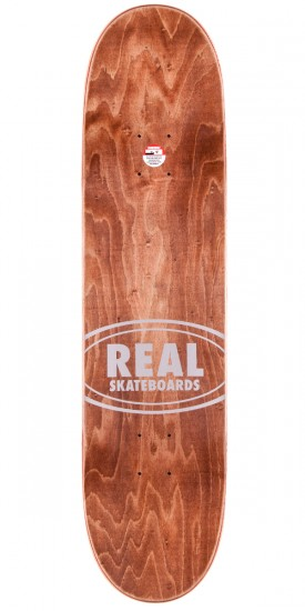 Real Dennis Busenitz Champions Skateboard Complete - Blue Stain - 8.06""