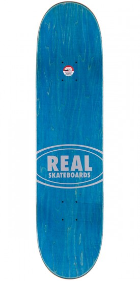 Real Dennis Busenitz Champions Skateboard Complete - Green Stain - 8.06""