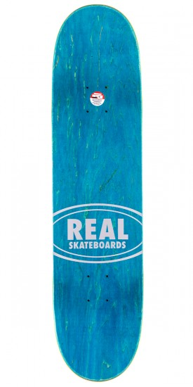 Real Dennis Busenitz Champions Skateboard Complete - Purple Stain - 8.06""